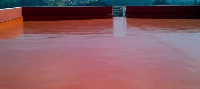 Impermeabilització de terrasses