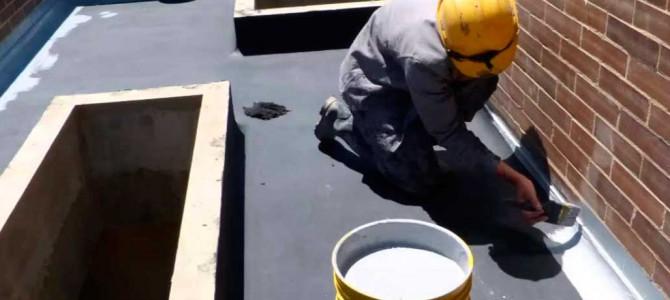Impermeabilització de juntes i mitges canyes